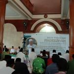 UPT Pusat Studi Aswaja - Pembaiatan Pengurus dan Anggota MATAN Cabang UNISNU Jepara, dengan basis aliran Thoriqoh Syadziliyah (Thoriqoh Al Mu'tabarah An-Nahdliyyah)