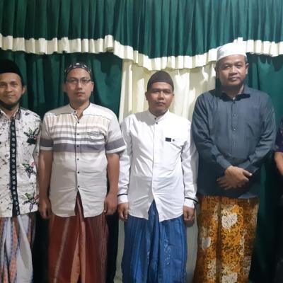 UPT Pusat Studi Aswaja BerKunjung dan Bersilaturahmi kepada KH. Ahmad Nadhif Mujib (Gus Nadhif)