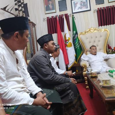 Kunjungan dan Silaturahmi UPT Pusat Studi Aswaja