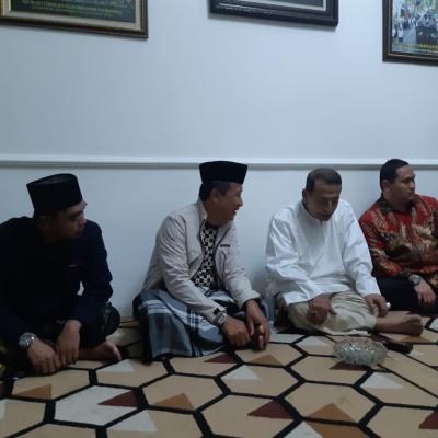 UPT Pusat Studi Aswaja Berkunjung dan Bersilaturahmi Kepada Habib Luthfi bin Yahya Pekalongan