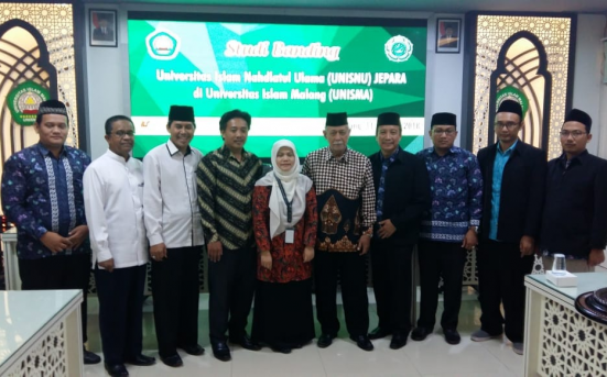 Studi Banding Penerapan Nilai – nilai Keaswajaan di Perguruan Tinggi, Malang (31/8/18)