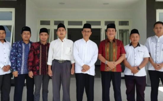 Kerjasama lembaga dengan IAIN Tulungagung : Penerapan Pembelajaran al - Qur'an di Perguruan Tinggi, Tulungagung (14/10/19)
