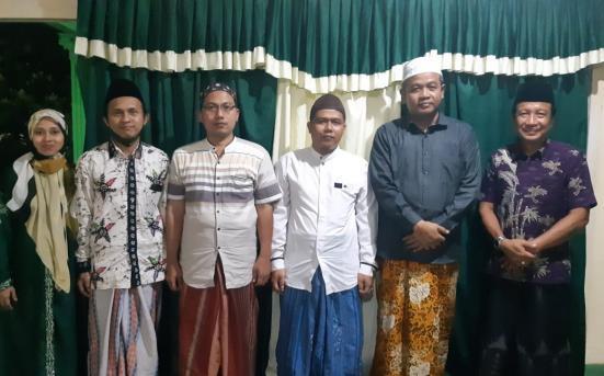 Tim UPT PSA Berkunjung dan Bersilaturahmi kepada KH. Ahmad Nadhif Mujib Pengasuh Pondok Pesantren Al - Husna Kajen Pati,(5/6/21)