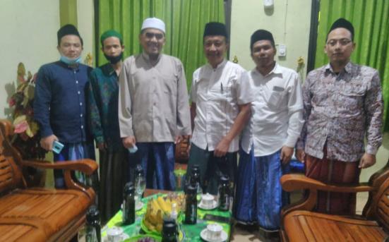 UPT PSA Berkunjung dan Bersilaturrahmi kepada Dr. K.H. Abdul Ghofur, M.A. Pengasuh PP Al - Anwar 3 Sarang Rembang (11/2/21)