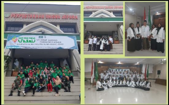 UPT Pusat Studi Aswaja UNISNU Jepara Laksanakan Kegiatan Pendidikan Kader Penggerak Nahdlatul Ulama 2019/2020 (1-3/2/20)