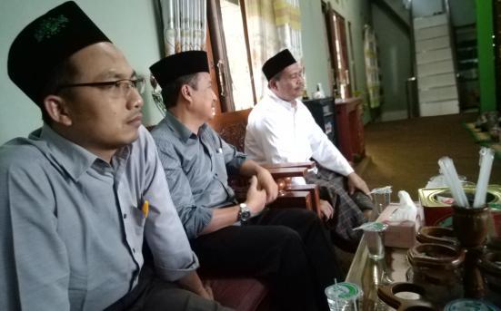 Sharing konsep pembelajaran al - Qur'an di PP Zhilalul Qur'an, Raguklampitan Batealit Jepara (24/6/19)
