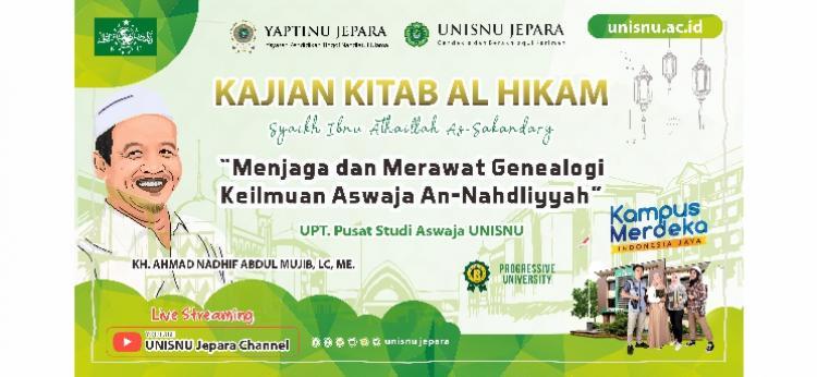 Kajian Kitab Hikam - UPT Pusat Studi Aswaja
