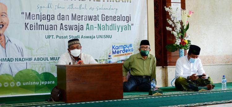 Kajian Kitab Hikam, Hazanah Ilmu Pengetahuan Islam dalam mendekatkan diri kepada Allah SWT