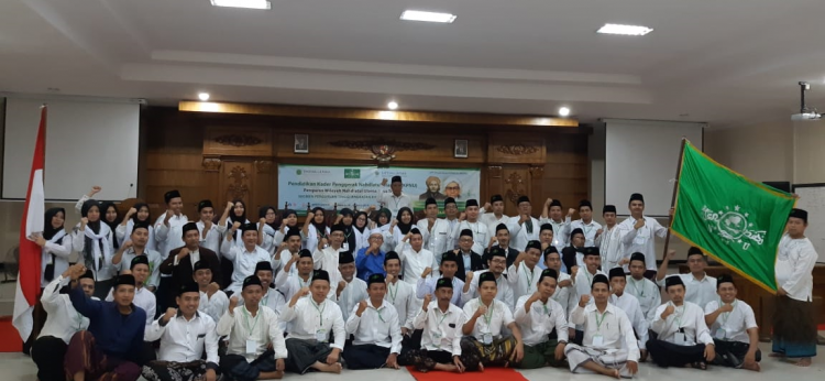 Pendidikan Kader Penggerak Nahdlatul Ulama (PKPNU) Segmen Perguruan Tinggi UNISNU Jepara Angkatan Ke 2